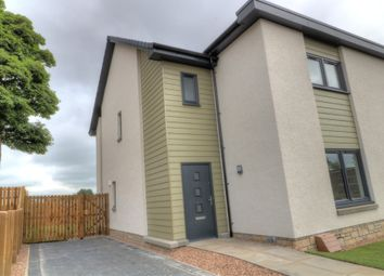 Thumbnail 3 bed semi-detached house for sale in Kilspindie Road, Dundee