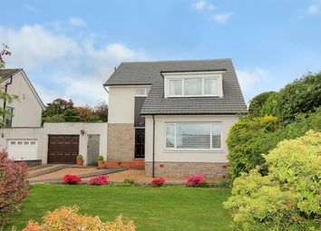 Thumbnail 4 bed detached house for sale in Dumyat Drive, Falkirk