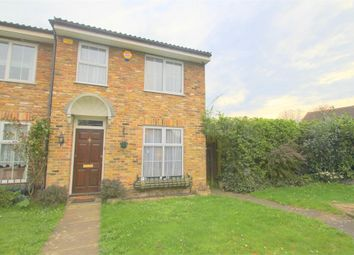 Thumbnail 3 bed end terrace house to rent in Holmsdale Close, Iver, Buckinghamshire