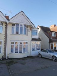 Thumbnail 3 bedroom semi-detached house to rent in Beaumont Avenue, Hinckley, Leicestershire