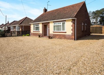 Thumbnail 2 bed detached bungalow for sale in West Winch Road, West Winch, King's Lynn