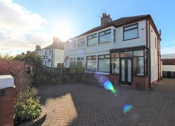 Thumbnail 3 bed semi-detached house for sale in Cleveleys Avenue, Cleveleys