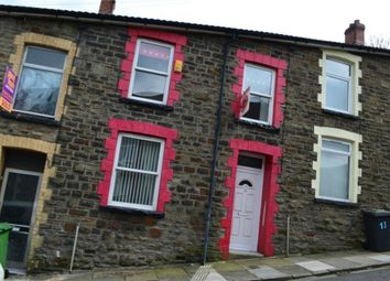 Thumbnail 3 bed terraced house for sale in Hughes Street, Mountain Ash, Mid Glamorgan