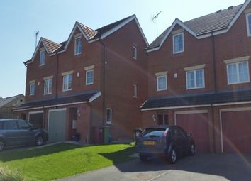 Thumbnail 4 bed property to rent in St Matthews Close, Renishaw, Sheffield