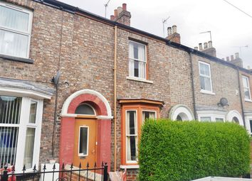 Thumbnail 3 bed terraced house for sale in Nunthorpe Road, Scarcroft Road, York