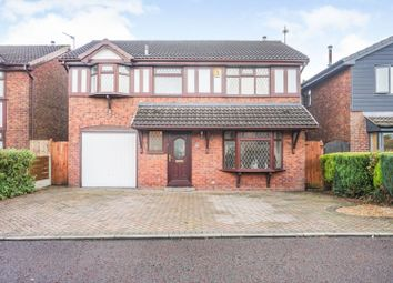 4 bed detached house for sale in Collop Drive, Hopwood, Heywood OL10