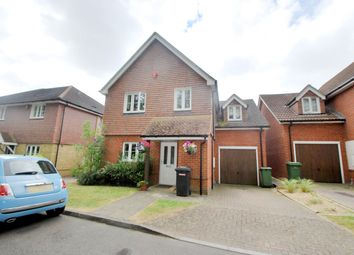 Thumbnail 4 bed detached house to rent in Malyns Way, Purley-On-Thames
