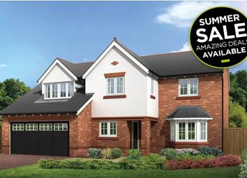 """Thumbnail 5 bed detached house for sale in """"Chesham"""" at Common Lane, Lach Dennis, Northwich"""