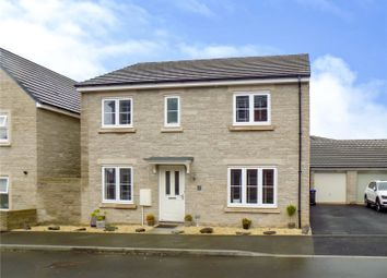 Thumbnail 4 bed detached house for sale in Quarry Field, Purton, Swindon, Wiltshire