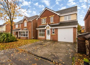 Thumbnail 4 bed detached house for sale in Broughton Close, Clipstone Village, Mansfield