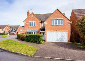 Thumbnail 4 bed detached house for sale in Treefields, Buckingham