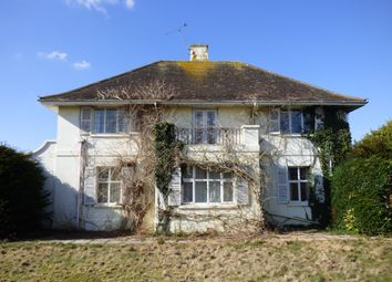 Thumbnail 5 bed detached house for sale in Hurst Road, East Preston, Littlehampton