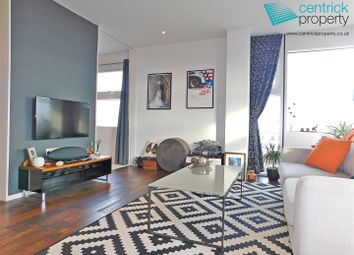 Thumbnail 2 bed flat for sale in The Cube East, 200 Wharfside Street, Birmingham