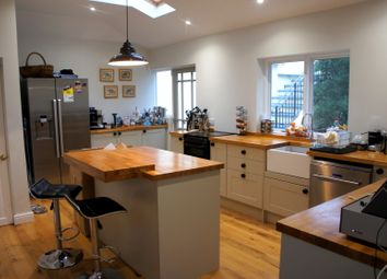 Thumbnail 4 bed semi-detached house to rent in Tregolls Road, Truro