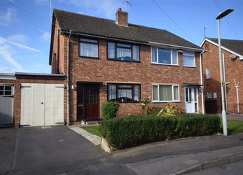 Thumbnail 3 bed semi-detached house for sale in Spencer Close, Hucclecote, Gloucester, Gloucester