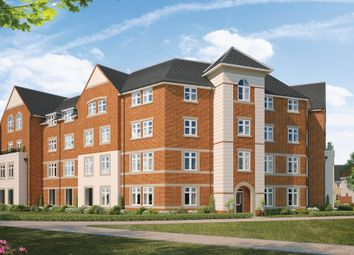 Thumbnail 2 bed flat for sale in Queen's Avenue, Aldershot, Hampshire