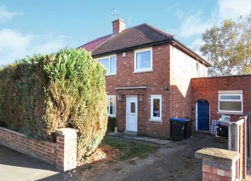 Thumbnail 3 bed semi-detached house for sale in Featherston Drive, Burbage, Hinckley