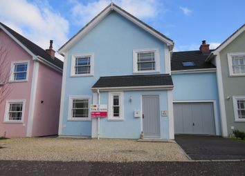 Thumbnail 4 bed semi-detached house for sale in Langdons Way, Tatworth, Chard