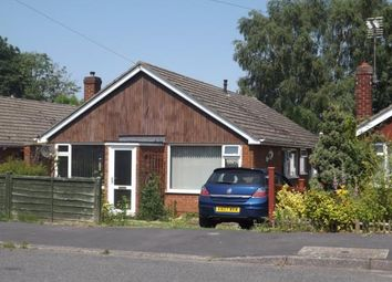 Thumbnail 3 bed bungalow for sale in Somerville Close, Waddington, Lincoln, Lincolnshire