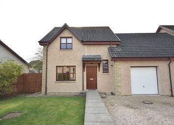 Thumbnail 3 bed semi-detached house for sale in Mcmillan Avenue, Elgin