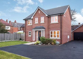 Thumbnail 4 bed detached house for sale in Shipbrook Road, Rudheath, Northwich
