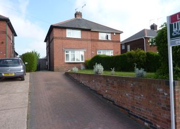 Thumbnail 2 bed semi-detached house to rent in Papplewick Lane, Hucknall Nottingham