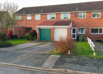 Thumbnail 3 bed terraced house for sale in Rowan Close, Ross-On-Wye