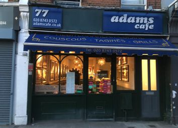 Thumbnail Restaurant/cafe to let in Askew Road, Shepherds Bush, London