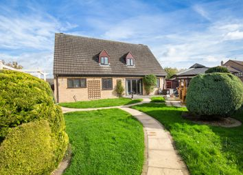 Thumbnail 5 bedroom detached bungalow for sale in Ramsey Road, St. Ives