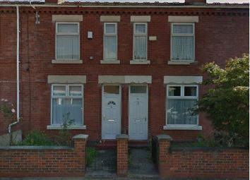 Thumbnail 3 bedroom terraced house to rent in Norway Street, Stretford, Manchester