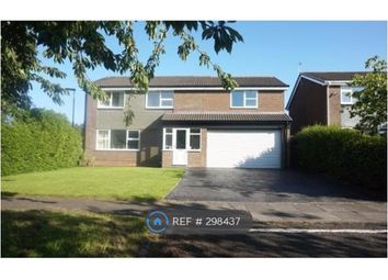 Thumbnail 5 bed detached house to rent in Wilmington Close, Newcastle Upon Tyne