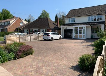 Thumbnail 4 bed detached house for sale in Innis Road, Earlsdon, Coventry