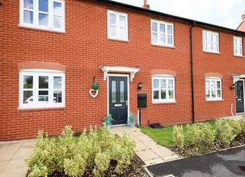 Thumbnail 3 bed town house for sale in Gables Close, Desford