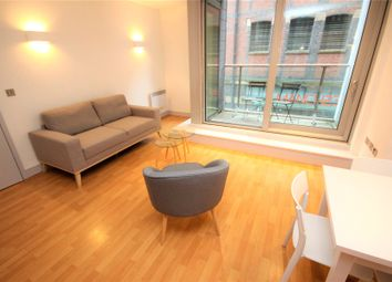 Thumbnail 1 bed flat to rent in Great Northern Tower, Watson St, Manchester