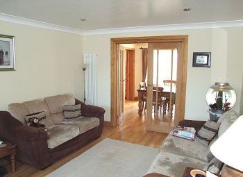 Thumbnail 4 bed detached house to rent in St David's Court, Dalgety Bay
