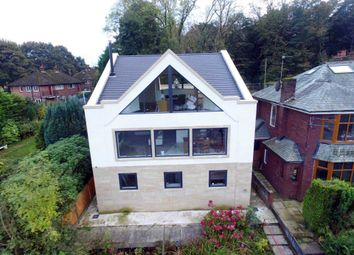 Thumbnail 4 bed detached house for sale in Moss Bank Way, Bolton