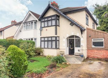 Thumbnail 3 bed semi-detached house for sale in Yew Tree Lane, Liverpool