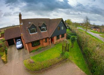 Thumbnail 5 bed detached house for sale in Tye Green, Barking, Ipswich