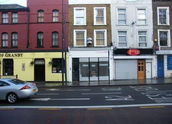 Thumbnail 1 bed triplex to rent in Lewisham Way, New Cross
