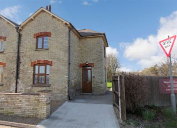 Thumbnail 3 bedroom semi-detached house to rent in Baldock Road, Royston