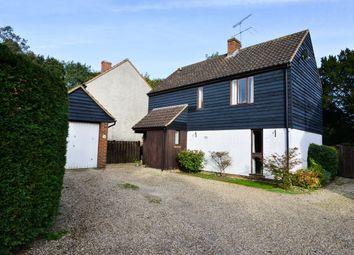 Thumbnail 3 bed detached house for sale in Colehills Close, Clavering, Saffron Walden