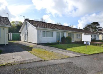 Thumbnail 2 bed semi-detached bungalow for sale in Kingsmoor Close, Kilgetty