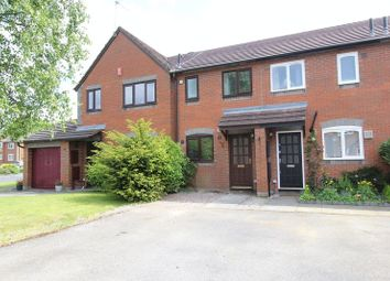 Thumbnail 2 bed town house to rent in Salisbury Close, Madeley, Crewe