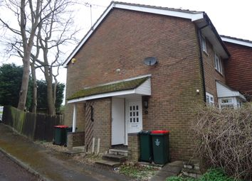 Thumbnail 1 bed maisonette to rent in Walton Heath, Crawley
