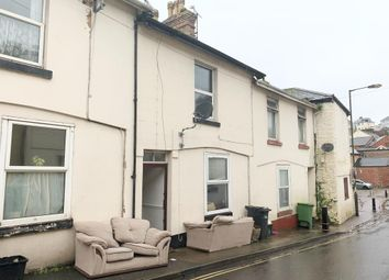 Thumbnail 2 bed terraced house for sale in 21 Well Street, Paignton, Devon