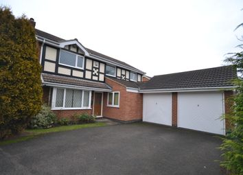 Thumbnail 5 bedroom detached house to rent in Hallowell Drive, Wollaton, Nottingham
