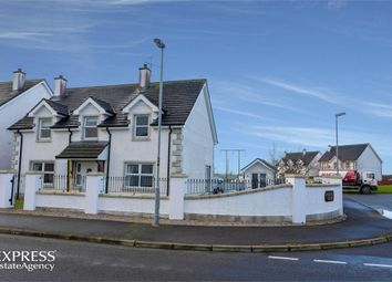Thumbnail 4 bedroom detached house for sale in Sandville Green, Strabane, County Tyrone