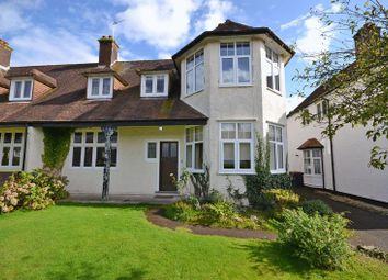 Thumbnail 4 bed semi-detached house to rent in Superb Period House, Woodville Road, Newport