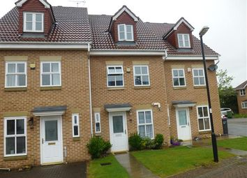 Thumbnail 3 bed town house for sale in Rainsborough Way, Clifton, York