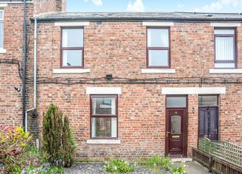 Thumbnail 3 bed terraced house for sale in Simpson Terrace, Blucher, Newcastle Upon Tyne
